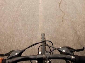 reportagem bicicleta