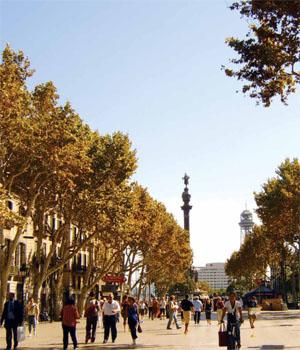 Barcelona: exemplo de cidade que produz tecnologia do conhecimento, no lugar da cidade produtiva industrial