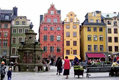 Estocolmo: espaços humanizados incluem plano de mobilidade para deficientes visuais