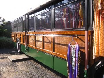 Ônibus-butique Foto de Ravenelle/ Flickr
