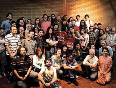 Foto: Escola de Ativismo