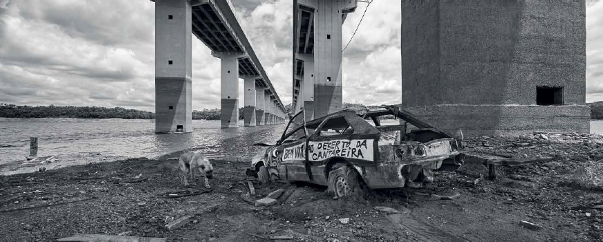 Represa de Nazaré Paulista – Sistema Cantareira