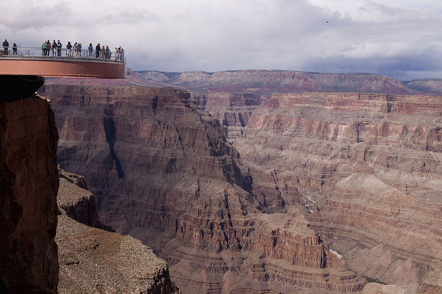 Grand Canyon, Estados Unidos. Foto de Frank Pierson/Flickr