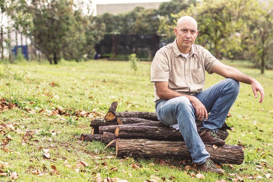 Eduardo Roxo, Diretor de operações da Atina/ Fotos F. PEPE GUIMARÃES / F14 FOTOGRAFIA
