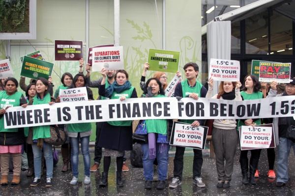 Financiamento foi um dos pontos que o Acordo de Paris não endereçou com clareza, frustrando países em desenvolvimento (foto: Bruno Toledo/P22)