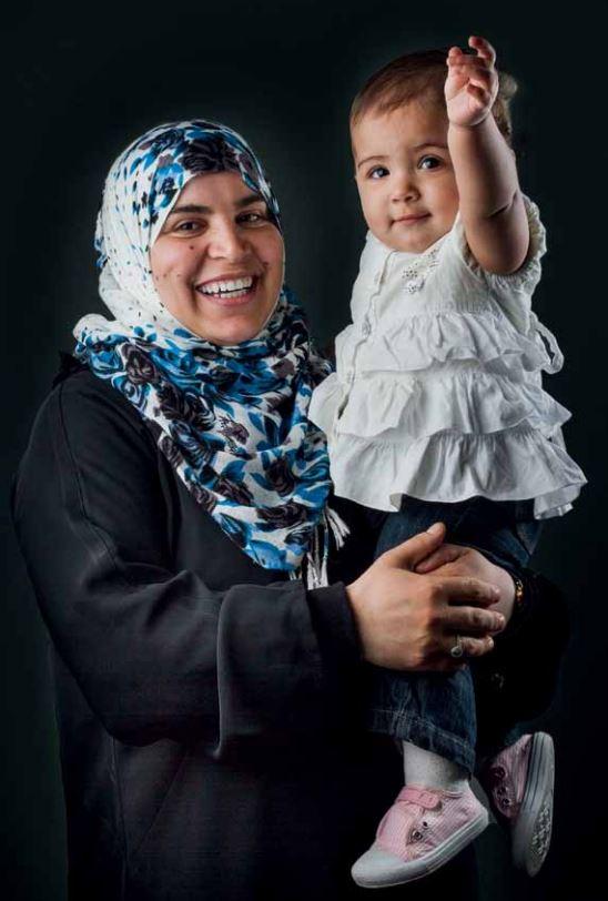 9 Yusia e Yara da Síria