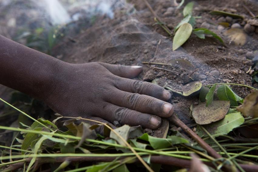 Mais de 3,5 milhões de haitianos estão em situação de insegurança alimentar - deste número, cerca de 1,5 milhão estão com alimentação diária comprometida, aponta o Programa Mundial de Alimentos (WFP) das Nações Unidas (foto: WFP/Thomas Freteur)
