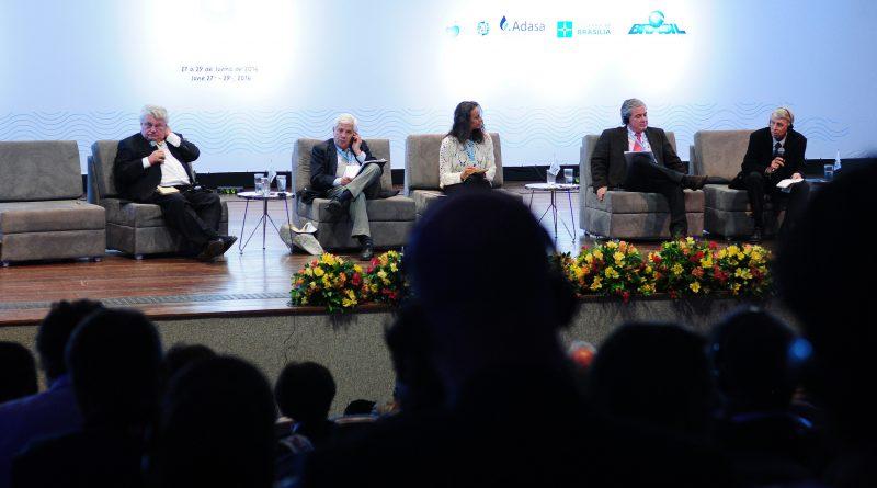 """""""Pontapé inicial"""" para o 8º Fórum Mundial da Água reúne especialistas, gestores públicos, empresários e organizaçõs da sociedade civil (Agência Brasilia/Flickr - Creative Commons)"""