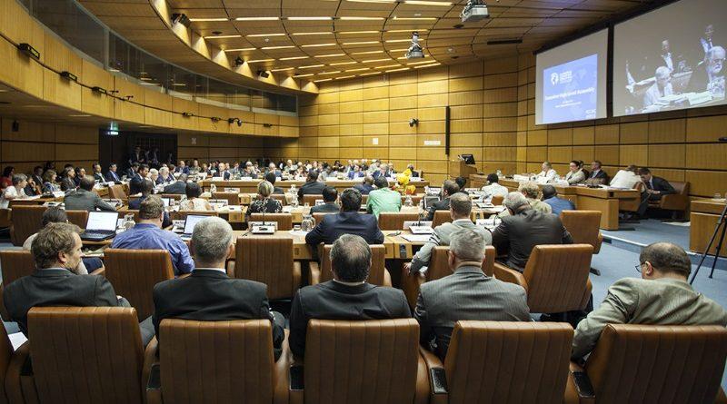 Expectativa é que os negociadores consigam avançar rumo a uma emenda ao texto do Protocolo de Montreal, incluindo o gás HFC na relação de gases refrigerantes com restrição internacional (Foto: IISD/ENB - Mike Muzurakis)