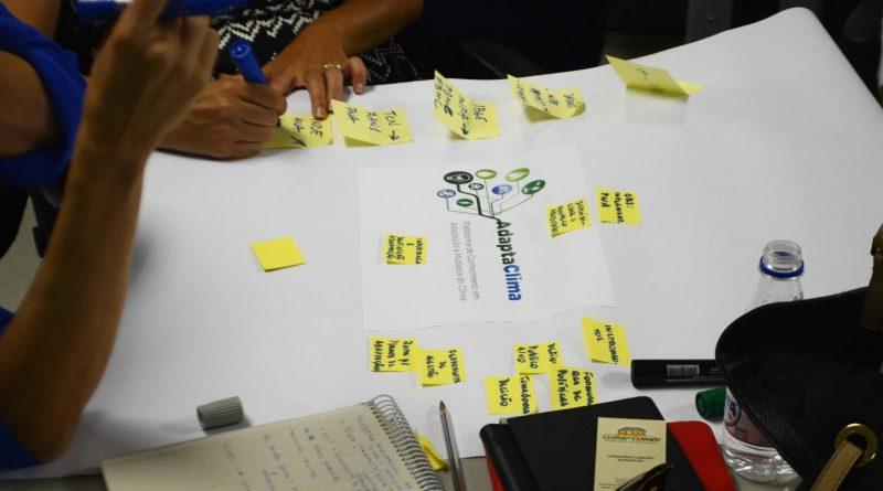 Projeto AdaptaClima quer mudar a forma como o Brasil lida com adaptação à mudança do clima, de forma que todos os gestores tenham capacidade e confiança para analisar e responder a ameaças e oportunidades geradas por este fenômeno (imagem: Fabio Salmoni/Etudio Umcomum/GVces)