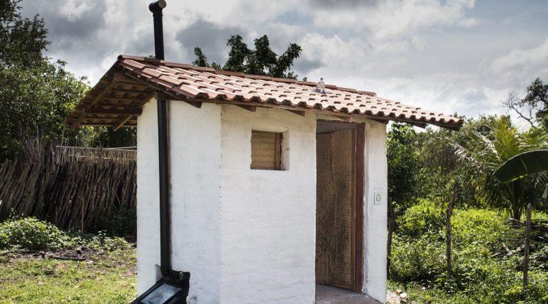 """Solução desenvolvida por universitários e a marca """"Neve"""" traz saneamento para comunidade sem esgoto no Maranhão (crédito: divulgação Kimberly-Clark Brasil)"""