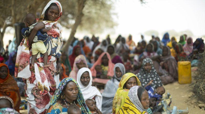 Desastre ecológico, fome, pobreza e guerra civil colocam a região da bacia do Lago Chade como uma das crises humanitárias mais graves nos últimos anos (crédito: Espen Rost/Utenriksdepartementet UD/Flickr - CC BY-NC-ND 2.0)