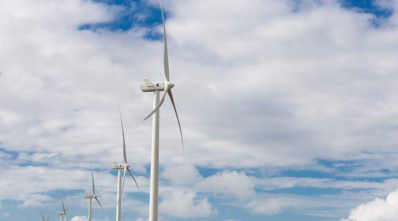 Imagens do Parque Eólico de Parazinho, RN, da Atlantic Energias Renováveis. Data: 21/07/2015. Local: Parazinho/RN. Foto: Rafael Gardini/A2img.