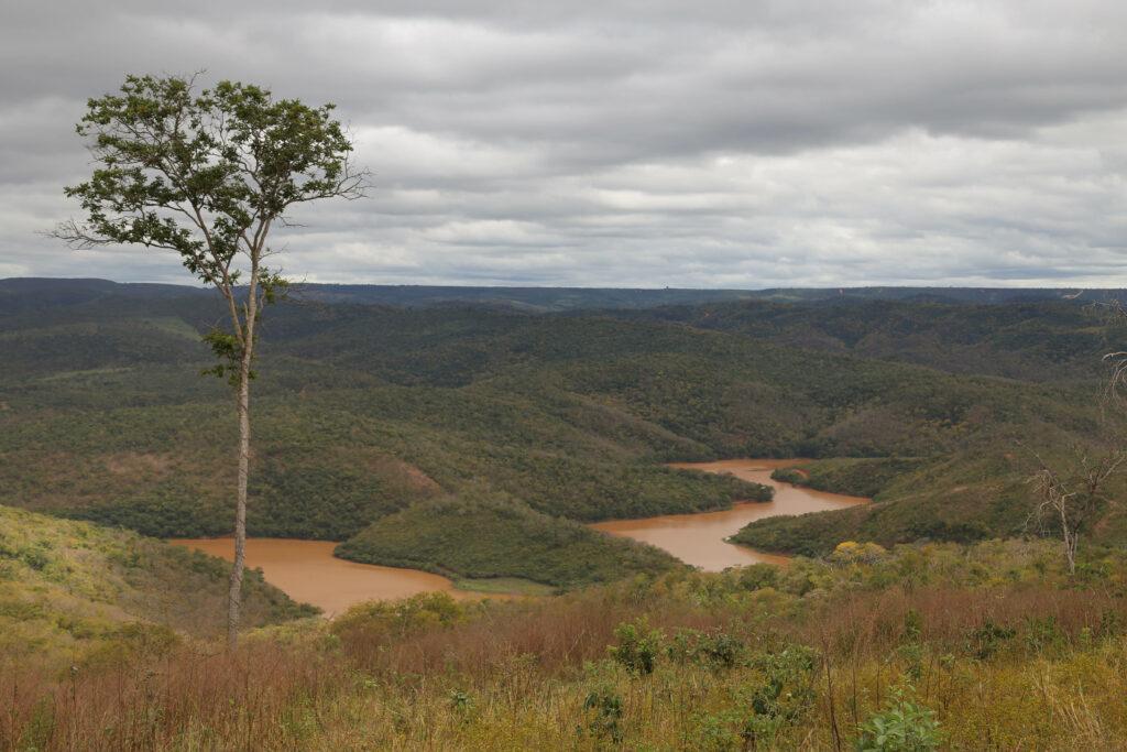 Rio Setúbal, em Araçuaí/MG. Foto: Jorge Novais/Caixa Alta