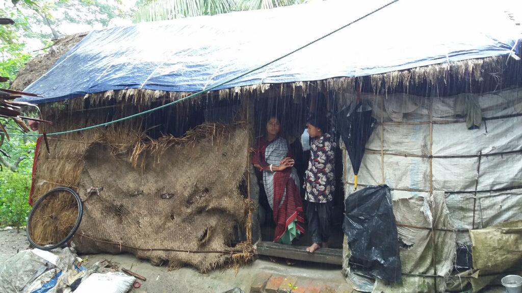 A passagem do ciclone Mora por Bangladesh, em maio passado, deixou 260 mil pessoas desabrigadas e afetou mais de três milhões em todo o país (crédito: Mukul Kanti Saha/Climate Centre/Flickr - CC BY-NC 2.0)