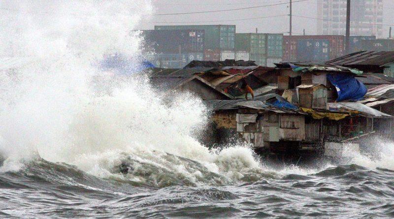 Intensificação das tempestades tropicais reforça possibilidade de 2017 se tornam um dos três anos mais quentes já registrados (crédito: Ernie Penaredondo/Global Water Partnership/Flickr - CC BY-NC-SA 2.0)