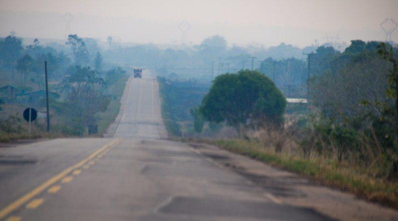 Incêndios florestais afetaram drasticamente a qualidade de ar em Rio Branco (AC) no último inverno (crédito: Eduardo Duarte/Flickr/CC BY-ND 2.0)