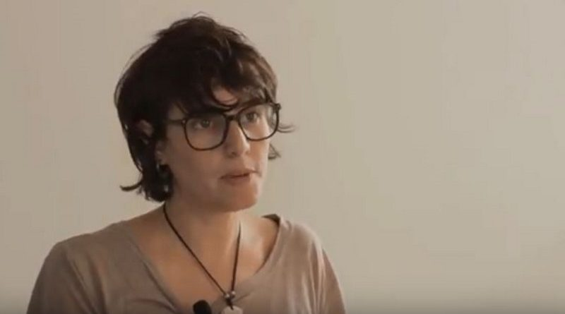 Layla Lambiasi, pesquisadora do FGVces