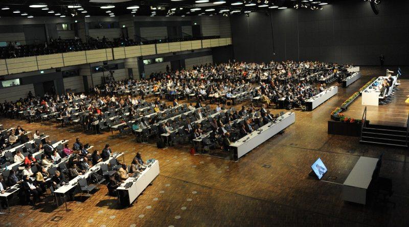 """Divergências sobre financiamento e """"livro de regras"""" do Acordo de Paris apertam calendário de negociação até a Conferência do Clima de Katowice, a COP 24, em dezembro (crédito: UNclimatechange/Flickr - CC BY-NC-SA 2.0)"""