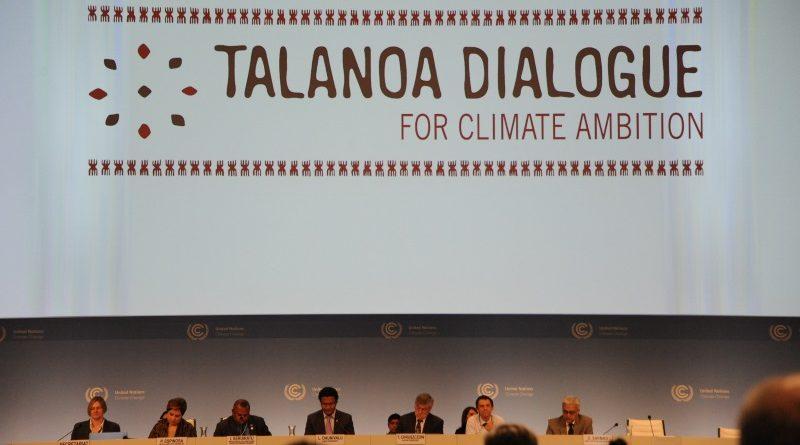 Submissões apresentadas por governos, cientistas e sociedade civil apresentam um panorama do debate que acontecerá no âmbito do Diálogo Talanoa ao longo de 2018 no contexto do Acordo de Paris (crédito: UNclimatechange/Flickr - CC BY-NC-SA 2.0)