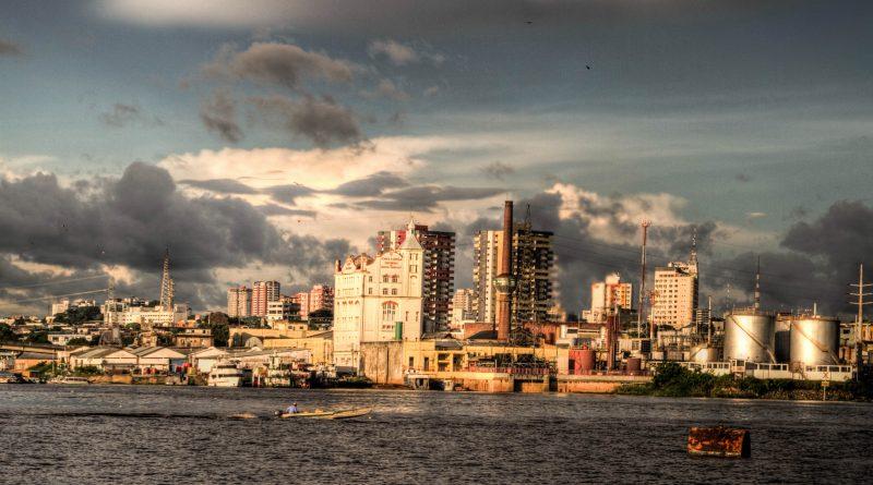 Cidade de Manaus_ Ronald Woan/Flickr Creative Commons