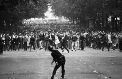 A brecha que se abriu em 1968