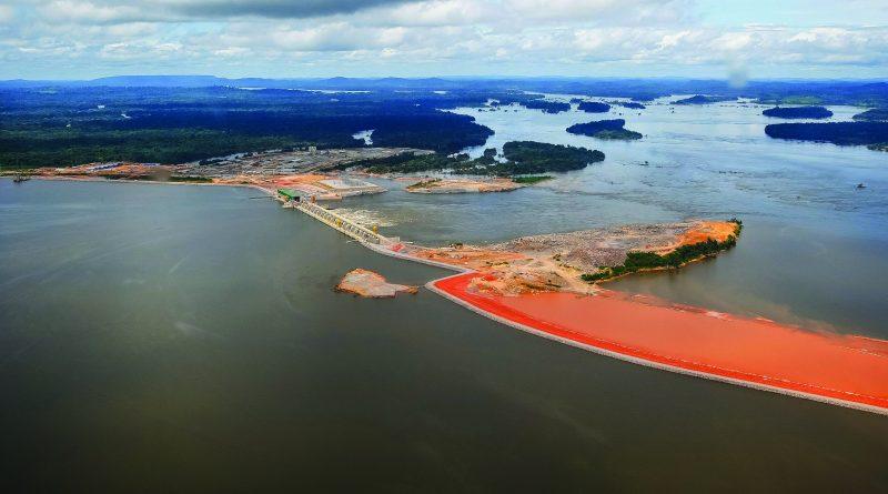 Roberto Stuckert Filho / Fotos Públicas  – Usina Hidrelétrica de Belo Monte em Vitória do Xingu (PA)