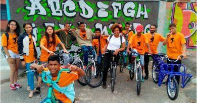Fundo incentiva a cultura da bicicleta nas periferias de São Paulo