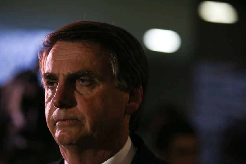 As ameaças sombrias de Bolsonaro para o meio ambiente - Página22