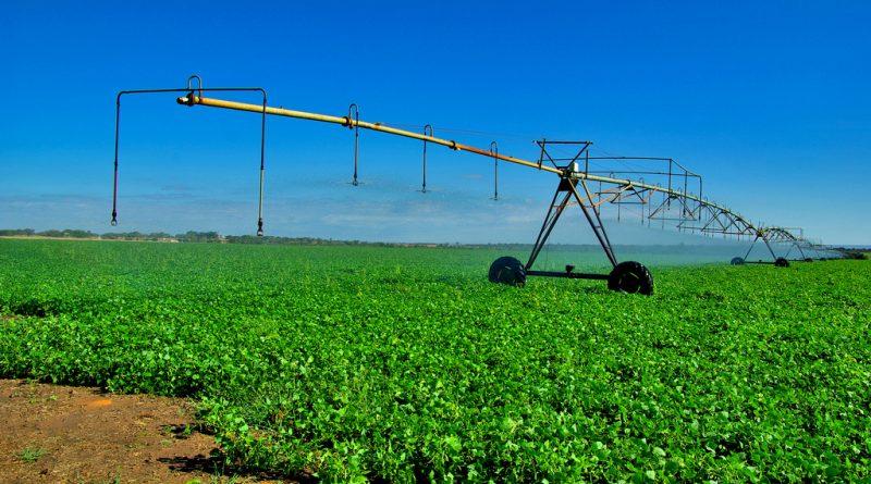 Otávio Nogueira/ Flickr Creative Commons – Irrigação responde por mais da metade do consumo
