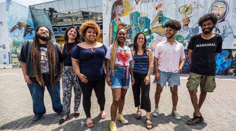 Fábio Piva / Red Bull Content Pool Os curadores do festival pertecem a coletivos que atuam na região