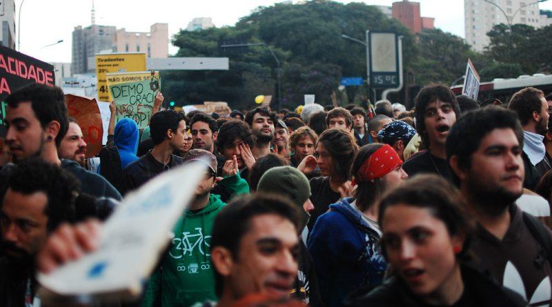 Nayana Ferreira/ Flickr_ Marcha da Liberdade