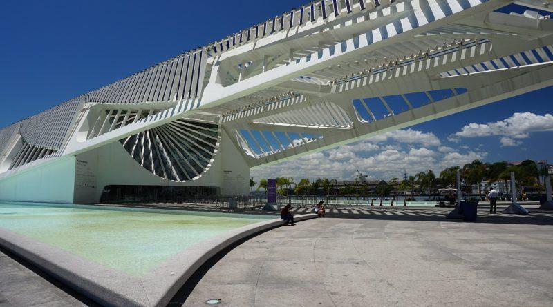 A maravilha chamada Museu do Amanhã
